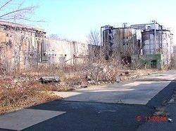 urban blight
